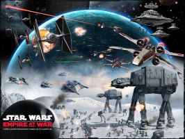 Star Wars: Empire At War by GeneralYin
