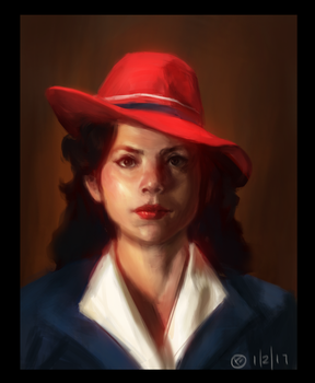 Peggy by mazingerpip