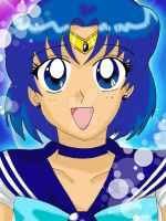 Sailor Mercury Month 2014 by Magical-Mama
