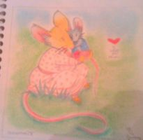 Mimi the Mouse by Karen73