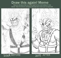 Before and After Meme by sav8197