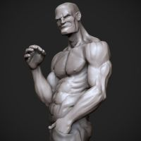 Guy - WIP4 by JoseAlvesSilva