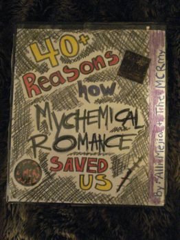 My gift to MCR by AimonsAllyEncore