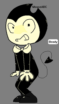 Bendy And The Ink Machine|FanArt58 by Mousegirlabc