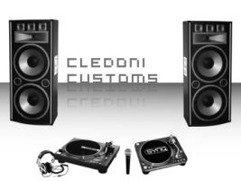 music dj-brushes 'cledoni' by cledoni