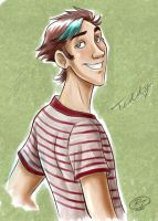 Ted Lupin_DH by roby-boh