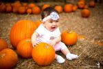 Pumpking Happiness - Dallas portrait photography by NoirArt