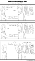 APH- Non-Aggression Act by Frostpebble