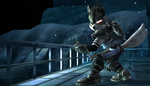 Super Smash Bros Arts - Real Wolf O'Donnell by KlonoaausWinddorf