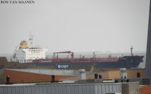 Danish oil/chemical tanker Baltic Swift 2010- by roodbaard1958