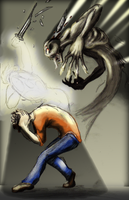 Within-Good Vs. Evil by Shadowtainted