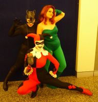 Gotham Girls: Hotter 'n Hell by theprincessbee