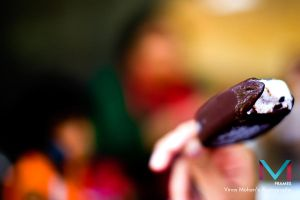 Ice cream by vinayan