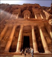 Petra II by mikeb79