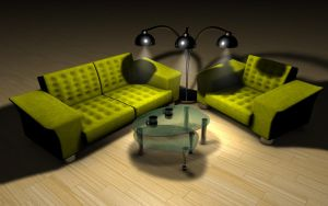 Furniture1 by At0mArt
