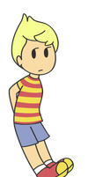Lucas Vector by pikmin789