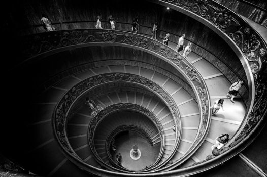 the big stairway by marco52
