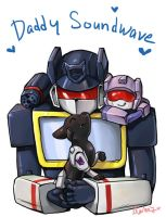 Daddy Soundwave ilu by Kikane