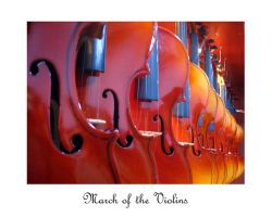 March of the Violins by yingsian