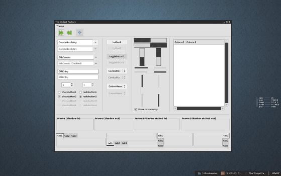 Rele for GTK by p0ngbr