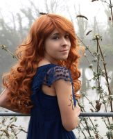 Clary Fray -  My new wig :3 by Wish-UponAStar