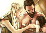 Daenerys' Dream by Poppysleaf