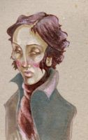 Remus Lupin by coffee-milk