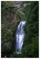 Waterfall, Oregon 1 by marinaCborne