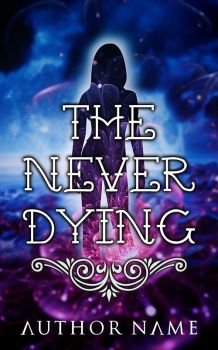 The Never Dying Premade Cover by Everpage
