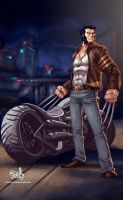 Wolverine Bike by Fpeniche