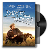 Dances with Wolves DVDC by prestigee