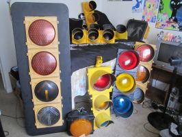Traffic Light Collection 2.0 by eon-krate32