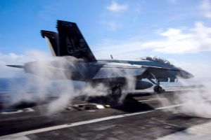 FA-18F Super Hornet VFA-103 Jolly Rogers by GeneralTate