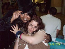 Fun Times at Fan Expo 2008 by WhirledlyGoodz