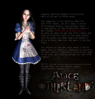 Help Alice get to Otherlands by tombraider4ever