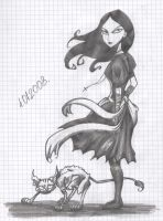 American McGee's Alice by SantaMinus