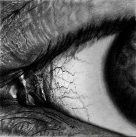 Eye Abstraction by ClearlyDarkness