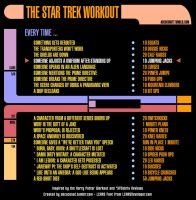 The Star Trek Workout by cyevi