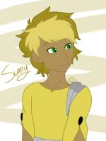 Day 4:.Sunny by Ambercatchan
