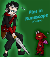 Ples in RuneScape 1 by X36