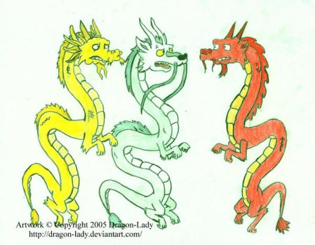 Simpsons Dragon -1- by CrystalJoy-Creations