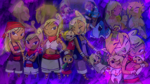 Tetra ::And Family:: by applejackles