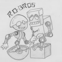 ROBROS by ThatCarelessFairy