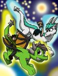 High Flying Friends(gift) by aPAULo17