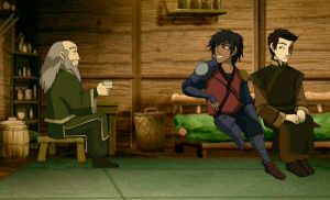 Jet+Zuko+Iroh - Get Acquainted by AliWildgoose