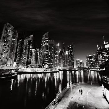 LIGHTSCAPES DUBAI by Ssquared-Photography