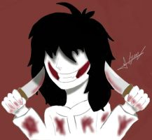2 Is Better Than 1 (Jeff The Killer) by creepyodd