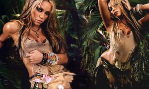 Shakira Jungle by Nalle
