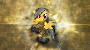 Military Daring Do by Game-BeatX14