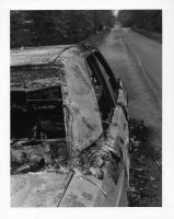 Burnt Out Car 3 by TonallyTormented